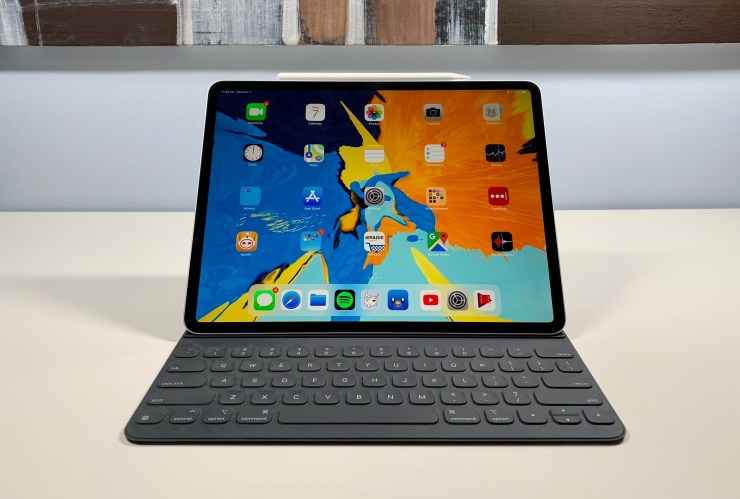 Buy If You Want Smart Keyboard Support