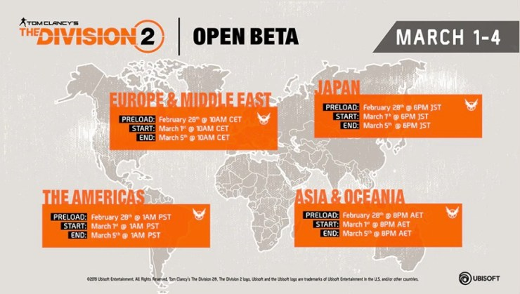 Pre-Order The Division 2 If You Liked the Beta