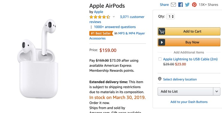 These are not the AirPods 2.