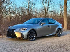 2019 Lexus IS 350 F Sport Review - 12