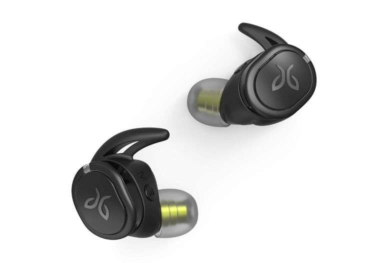 A nice, secure AirPods alternative from Jaybird.