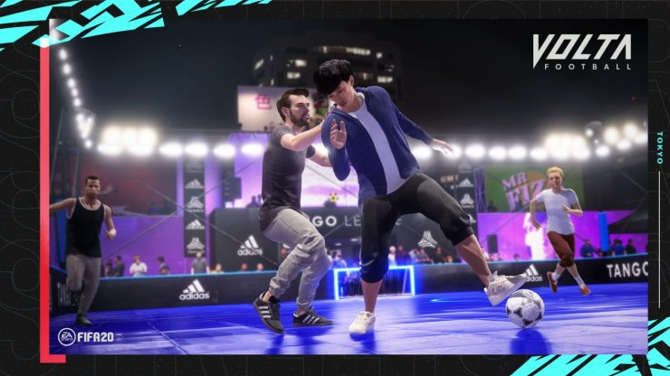 Hopefully we can try Volta in a FIFA 20 demo.