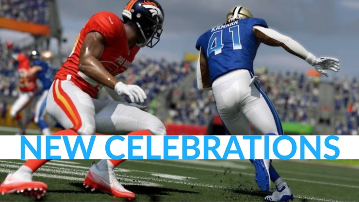 New Celebrations