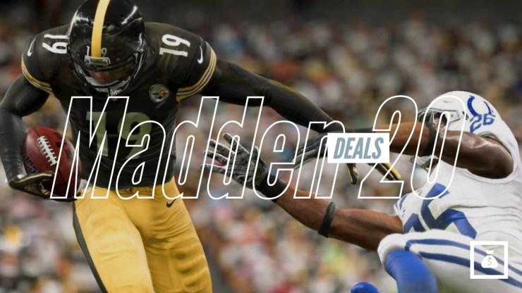 Wait For Bigger Madden 20 Deals