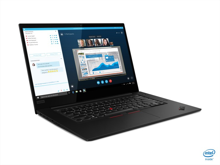 Ready for work and play, the new ThinkPad X1 Extreme Gen 2 is a powerhouse.