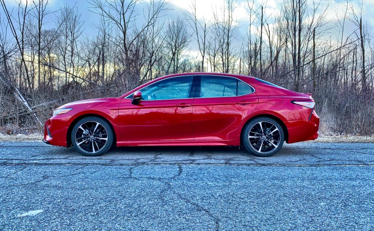 2019 Toyota Camry XSE Review