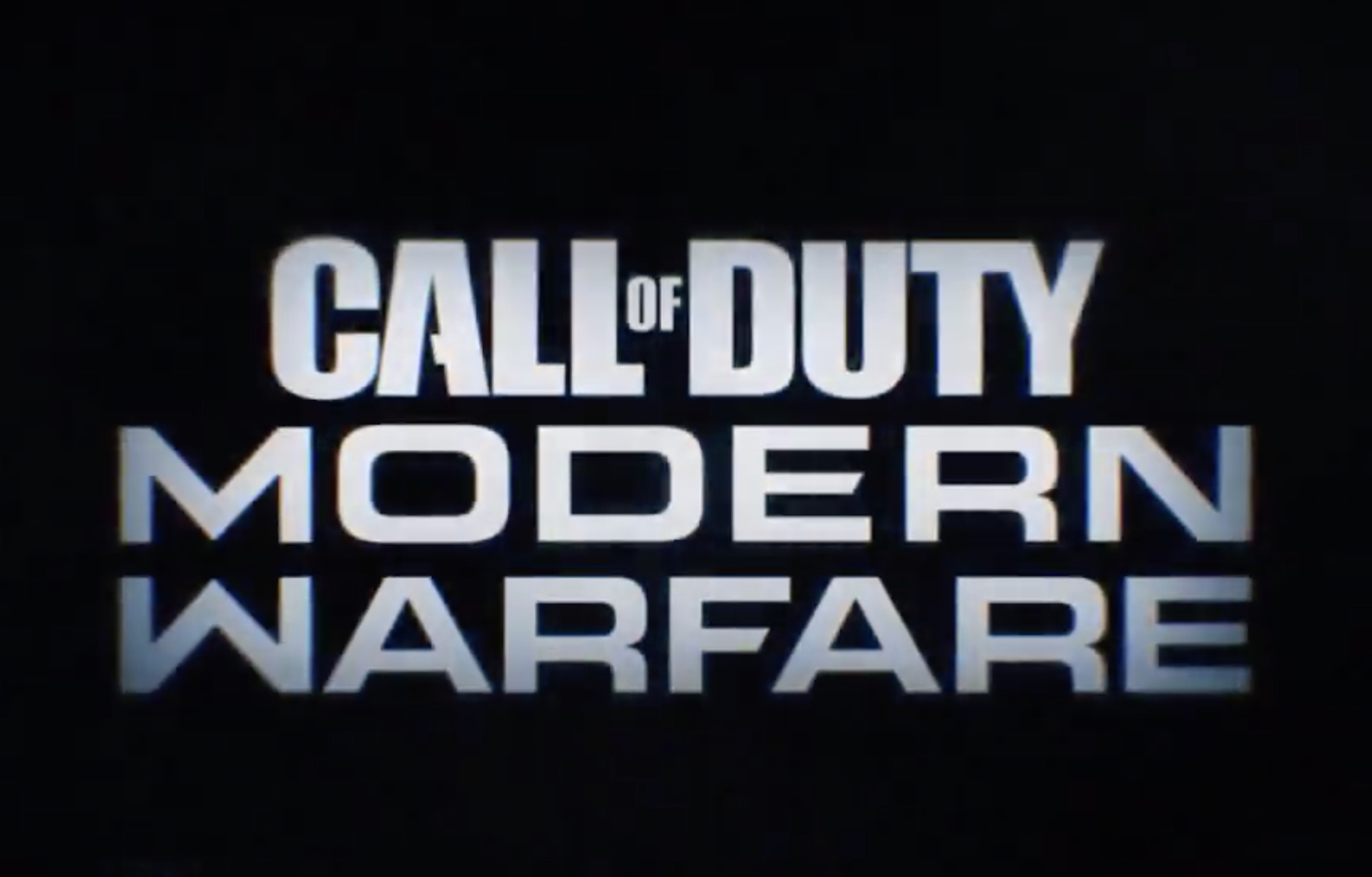Call of Duty: Modern Warfare Release Date, Details & Features