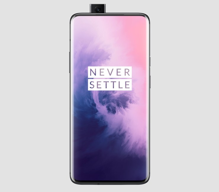 OnePlus 7 Pro vs Pixel 4 XL: Display (and notch)