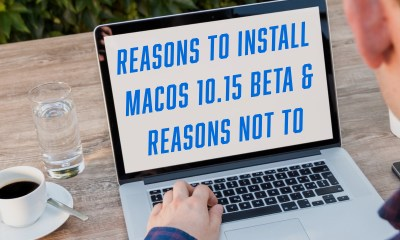 Should you install the new macOS 10.15 beta?
