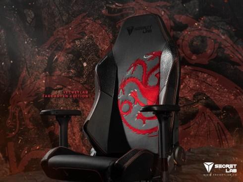 Secretlab x Game of Thrones Chairs - 4
