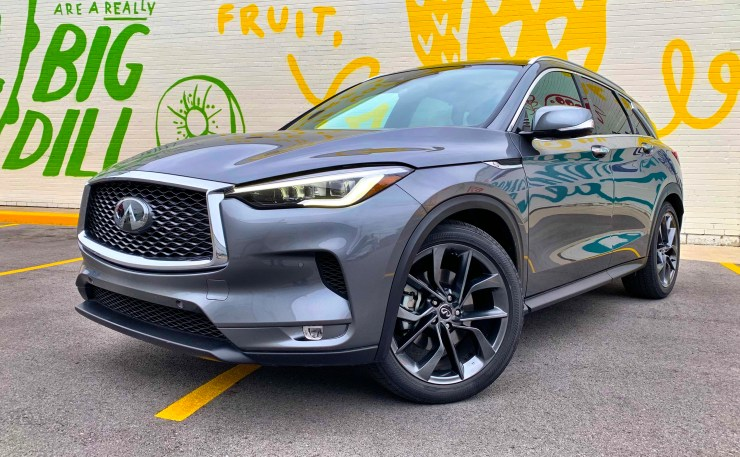 The Infiniti QX50 offers a lot in the luxury crossover segment.