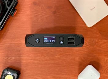 The Omnicharge Omni 20+ is an excellent portable battery pack.