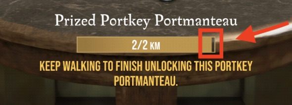 Fix Portkey Portmanteau problems by walking a little more.