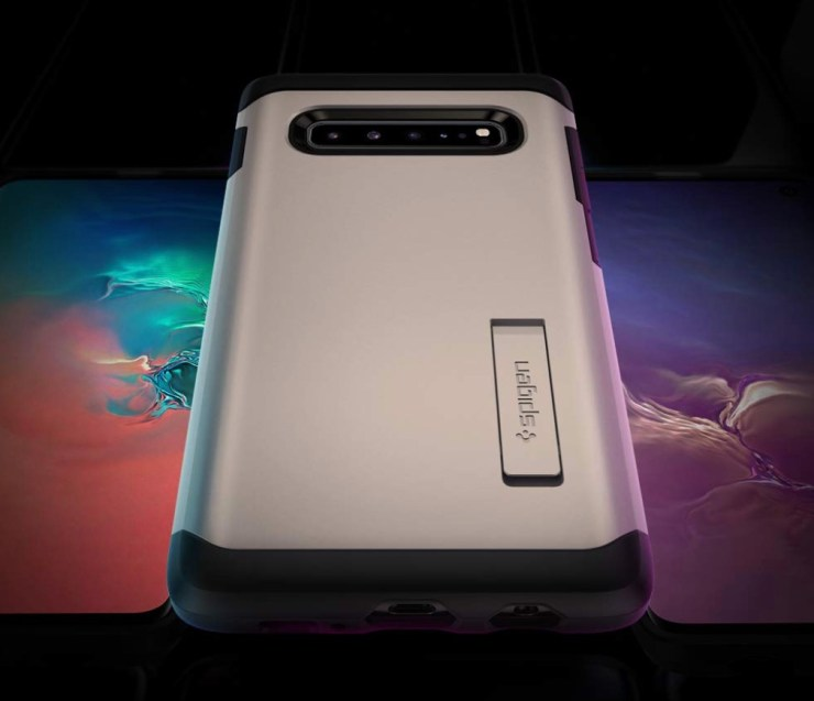 Spigen Tough Armor for the Galaxy S10 5G