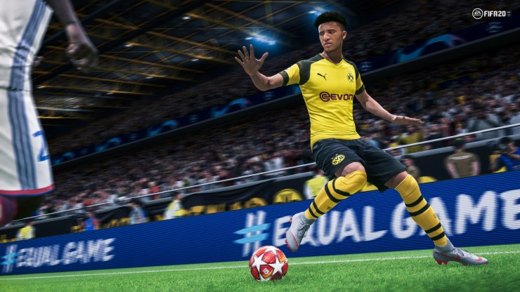 Wait for More FIFA 20 information