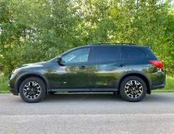 2019 Nissan Pathfinder Review - Design - 7
