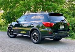 2019 Nissan Pathfinder Review - Design - 8