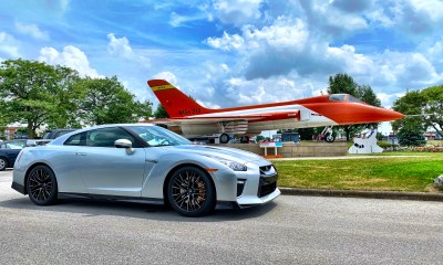 2020 Nissan GT-R 50th Anniversary at the Armstrong Air & Space Museum.