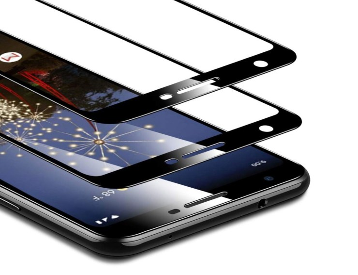 ESR Pixel 3a XL Tempered Glass 2-Pack