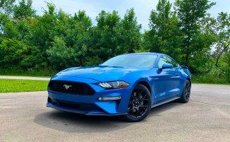 2019 Mustang EcoBoost Premium Review - 20