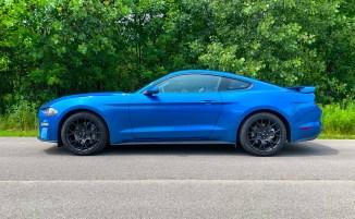 2019 Mustang EcoBoost Premium Review - 21