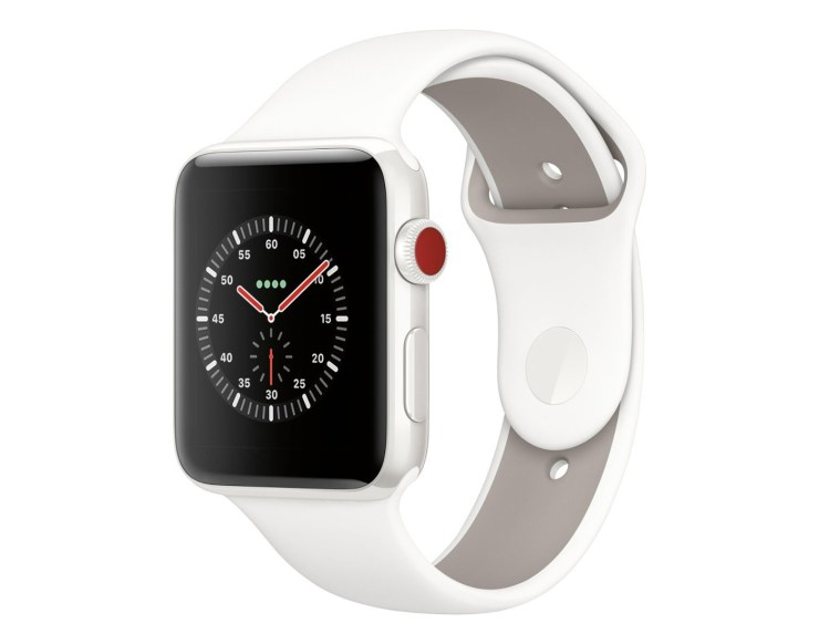 Wait for New Apple Watch Materials