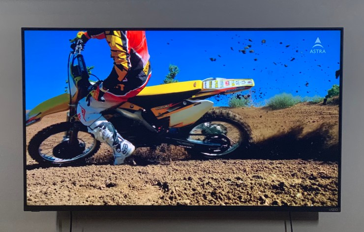 The Vizio M Series Quantum (M558-G1) is an excellent value.