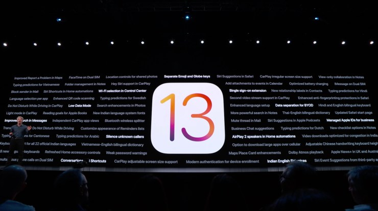 Get Familiar with iOS 13.2.3 & Older Updates