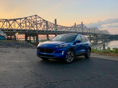 2020 Ford Escape Review - 10