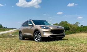 2020 Ford Escape Review - 20