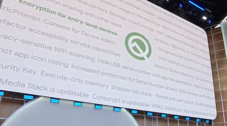 10 Cool New Features in Android 10