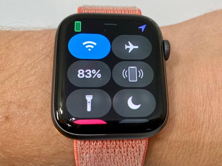 Fix watchOS 6 connection problems.