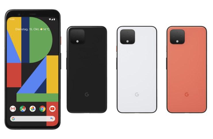 Galaxy Note 10 vs Pixel 4 XL: Specs