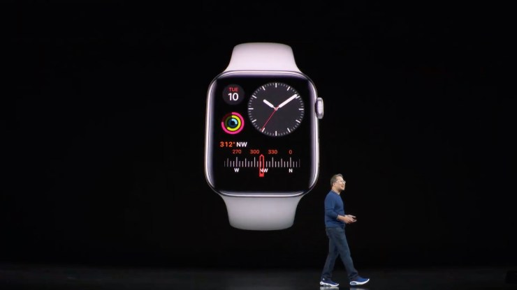 Pre-Order if You Want an Apple Watch 5 with Compass