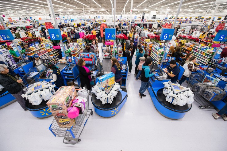 2019 Walmart Thanksgiving and Black Friday hours.