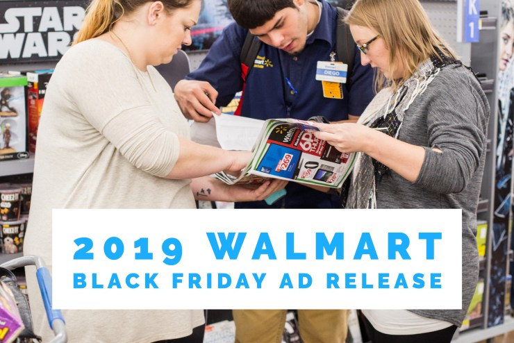 Expect a Full Walmart Black Friday Ad in Early November