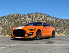 2020 Ford Mustang Shelby GT500 Review First Drive - 7