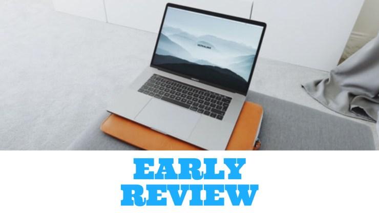 MacBook Pro macOS Catalina Impressions & Performance