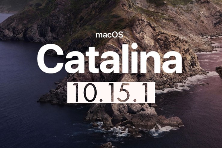 What you need to know about macOS 10.15.1.
