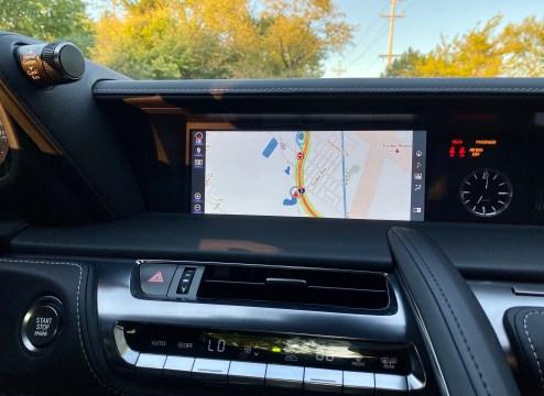 2019 Lexus LC 500 Review - 6