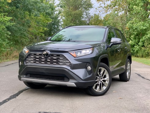 2019 Toyota RAV4 Review - 11