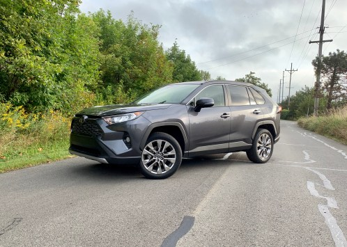 2019 Toyota RAV4 Review - 18