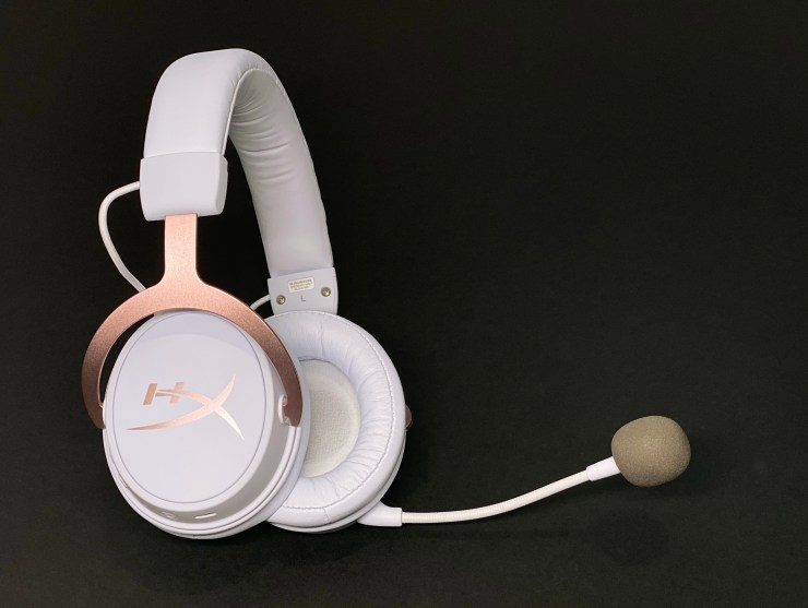 The HyperX Cloud Mix Rose Gold is an excellent all around headset for gaming, music and even calls.