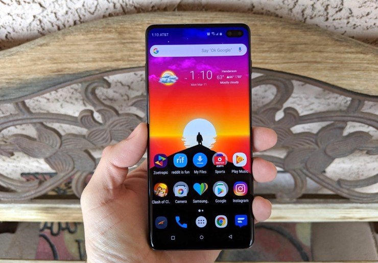 Make Room for Android 10