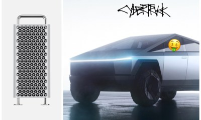 The new Mac Pro is more expensive than the Tesla Cybertruck when you max it out.