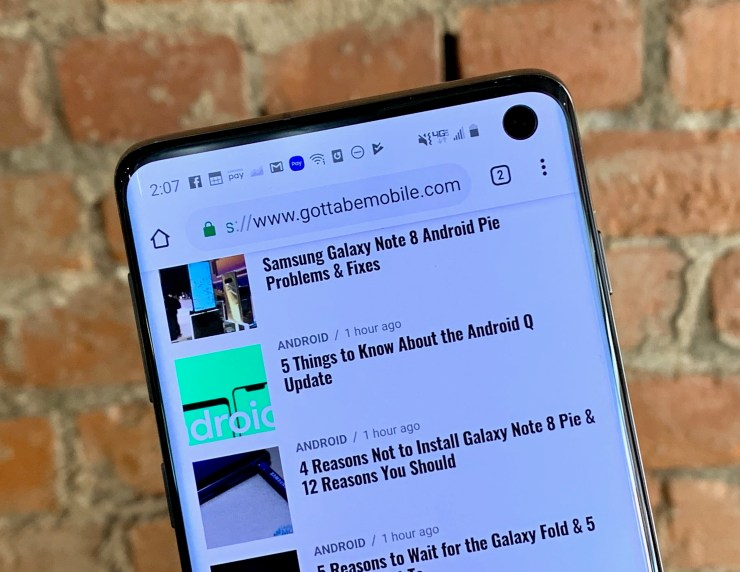Find Fixes for Android 10 Problems