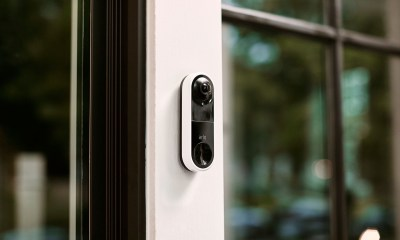 Save $50 when you trade in your current video doorbell for the Arlo Video Doorbell.