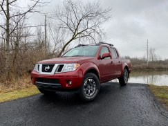 2019 Nissan Frontier Review - 3
