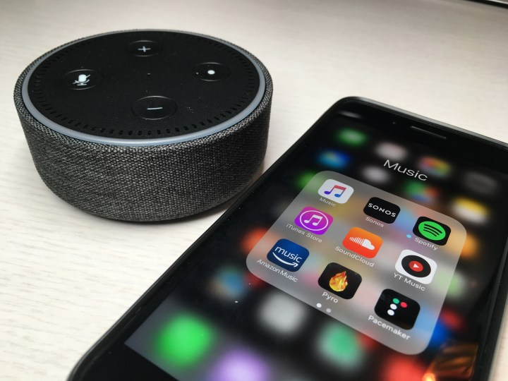 TIDAL vs Apple Music Alexa