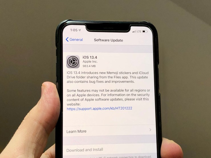 Install for Improvements to the Mail App